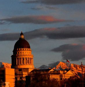 Utah State Capitol Building 293x300
