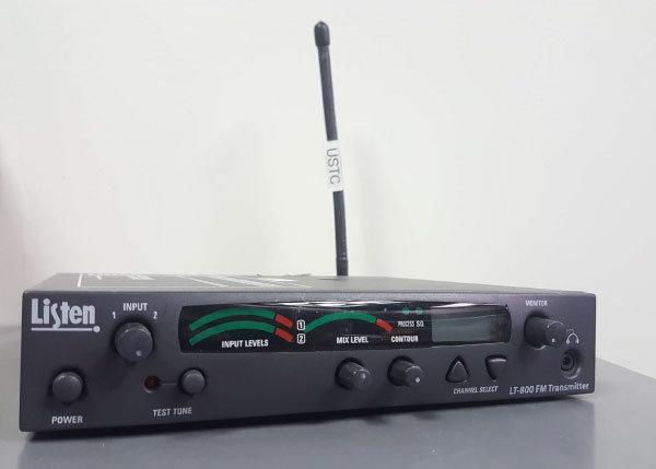 interpretation equipment transmitter