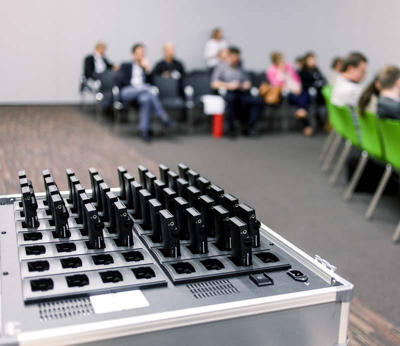 US Translation Company Provides Interpretation Equipment For Large Conferences And Conventions