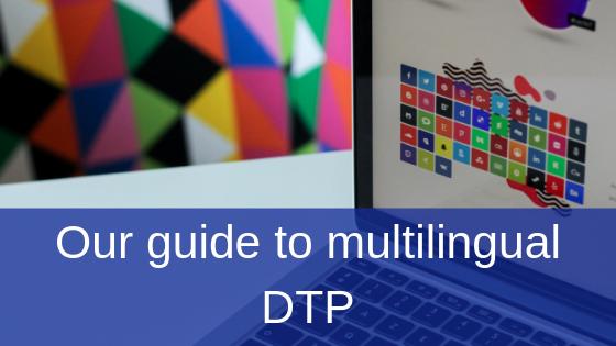 Multilingual DTP