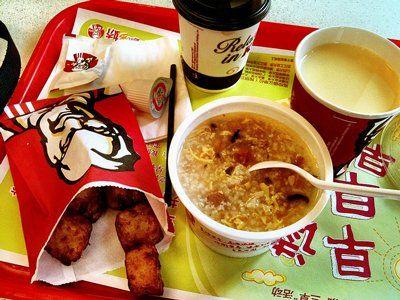 KFC China Localization
