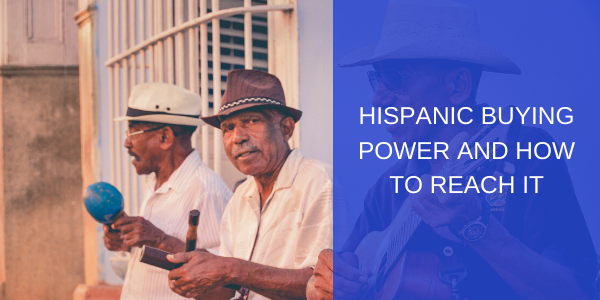 HISPANIC BUYING POWER AND HOW TO REACH IT