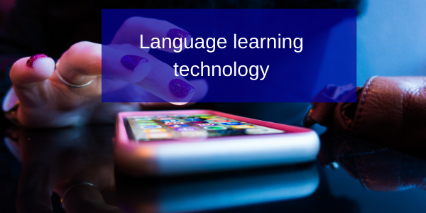 language learning technology