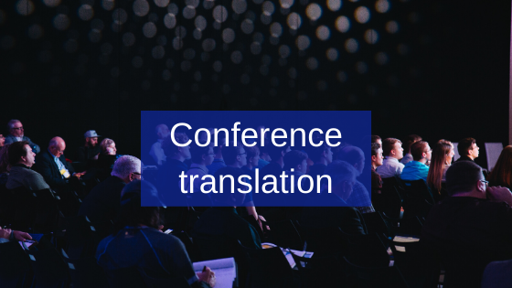 conference translation
