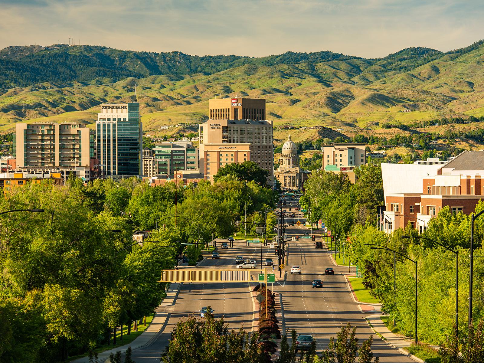 Boise Visitors Bureau